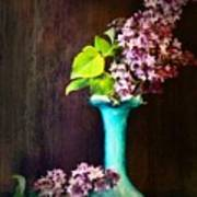 Lovely Lilacs Art Print