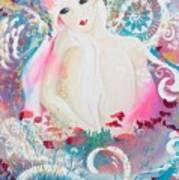 Lovemist Art Print