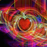 Love's Joy Art Print