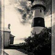 Low Head Lighthouse Art Print