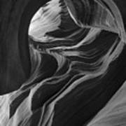 Lower Antelope Canyon 7712 Art Print