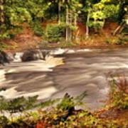 Lower Tahquamenon Falls 1 Art Print