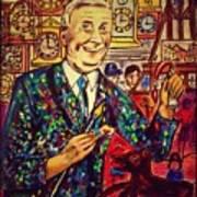 Lowry's Painting Suit Vintage Art Print