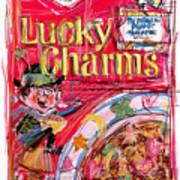 Lucky Charms Art Print