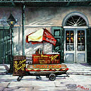 Lucky Dogs Print by Dianne Parks