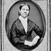 Lucy Stone, American Abolitionist Art Print