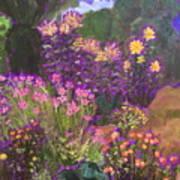 Luhan Garden  Art Print