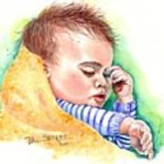 Lullaby Time Art Print