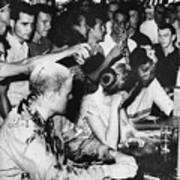 Lunch Counter Sit-in, 1963 Art Print by Granger