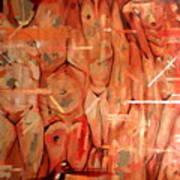 Lust II Art Print