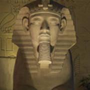 Luxor Interior 2 Art Print