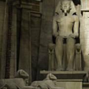 Luxor Interior 4 Art Print