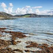Lyme Regis Seascape 5 - October Art Print