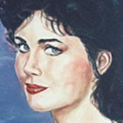 Lynda Carter Art Print