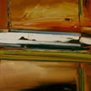 Lyrical Abstract Art Print