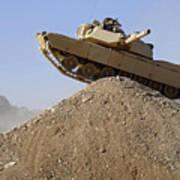 M1 Abrams Art Print