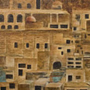 Maaloula Syria Art Print