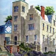 Mac-o-chee Castle Art Print