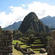 Macchu Picchu 10 Art Print