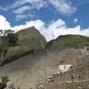 Macchu Picchu 7 Art Print