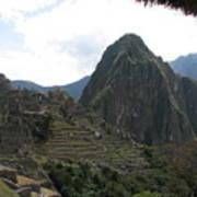 Macchu Picchu 8 Art Print