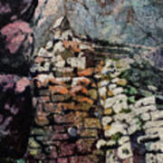 Machu Picchu Ruins- Peru Art Print