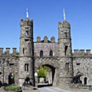 Macroom Castle Ireland Art Print