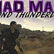 Mad Max Beyond Thunderdome Art Print