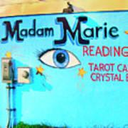 Madame Marie Art Print