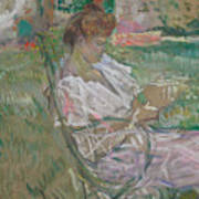 Madame Misia Natanson Art Print