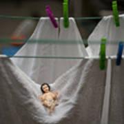 Made In China Baby Jesus Art Print