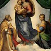 Madonna 1513 Art Print