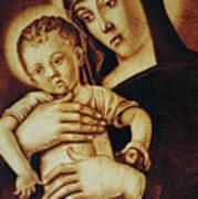 Madonna Greca - Detail Art Print