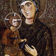 Madonna Icon Art Print