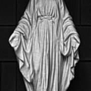Madonna Of White Plains Art Print by Robert Ullmann