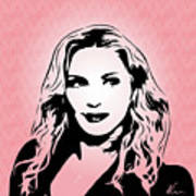 Madonna - Pop Art Art Print