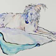 Maevis Art Print