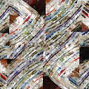 Mag 6 Abstract Painting Art Print