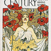 Magazine: Century, 1896 Art Print