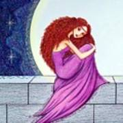 Maggie's Lullaby Art Print