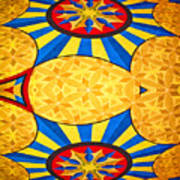 Magic Carpet Art Print