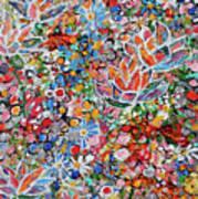 Magic Color Garden 201757 Art Print