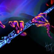 Magic Flute Art Print
