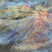 Magic In The Skies Art Print