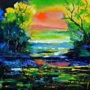Magic Pond 765170 Art Print