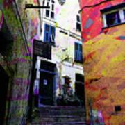 Magic Stairway Art Print