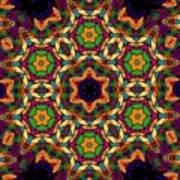 Magical Matrix  Art Print