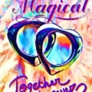 Gay Magic Art Print
