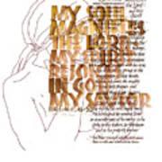 Magnificat Art Print