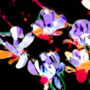 Magnolia Impressions Art Print